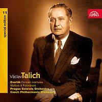 Česká filharmonie, Václav Talich – Talich Special Edition 11. Dvořák: V přírodě, Karneval, Othello, Valčíky, Polonézy