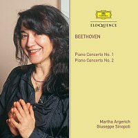 Martha Argerich, Philharmonia Orchestra, Giuseppe Sinopoli – Beethoven: Piano Concertos Nos. 1 & 2