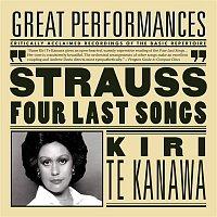 Andrew Davis, Kiri Te Kanawa, London Symphony Orchestra – R. Strauss: Four Last Songs; Orchestral Songs