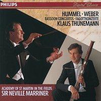 Klaus Thunemann, Academy of St. Martin in the Fields, Sir Neville Marriner – Hummel / Weber: Bassoon Concertos