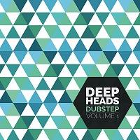 Přední strana obalu CD Deep Heads Dubstep Volume 1
