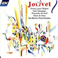 Britten-Pears Ensemble – Jolivet: Poemes pour l'Enfant, Suite Liturgique, etc.