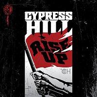 Přední strana obalu CD Rise Up