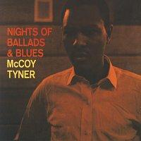 Přední strana obalu CD Nights Of Ballads & Blues