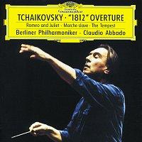 "Berliner Philharmoniker, Claudio Abbado – Tchaikovsky: Ouverture Solenelle Op.49 ""1812""; Fantasy Overture ""The Tempest""; Marche Slave, Op. 31; Fantasy Overture ""Romeo And Juliet"""