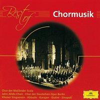 Přední strana obalu CD Best of Chormusik [Eloquence]