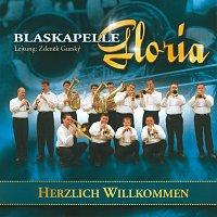 Přední strana obalu CD Herzlich Willkommen