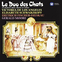 Victoria de los Angeles, Elisabeth Schwarzkopf, Dietrich Fischer-Dieskau, Gerald Moore – The Cats' Duet and other arias, duets and trios