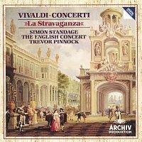 "Simon Standage, The English Concert, Trevor Pinnock – Vivaldi: Concerti ""La Stravaganza"" Op.4"