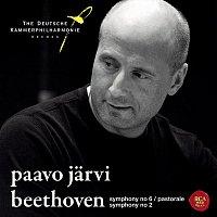 """Paavo Jarvi, Deutsche Kammerphilharmonie Bremen – Beethoven: Symphonies No.6 """"Pastoral"""" & No.2 (International Version)"""
