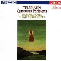 Masahiro Arita, Georg Philipp Telemann, Christophe Rousset, Ryo Terakado – Telemann: Quatuors Parisiens