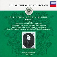 Musicians Of The Globe, Philip Pickett – Bishop: Music for Shakespeare Productions