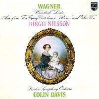 Birgit Nilsson, London Symphony Orchestra, Sir Colin Davis – Wagner: Wesendonck Lieder; Arias from Der fliegende Hollander, Rienzi & Die Feen