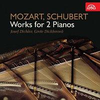 Josef Dichler, Grete Dichlerová – Mozart, Schubert: Skladby pro dva klavíry