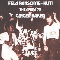 Fela Kuti – Fela With Ginger Baker Live!