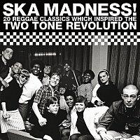 Přední strana obalu CD Ska Madness!