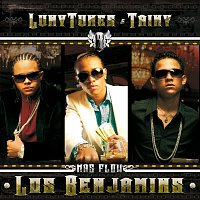 Přední strana obalu CD Mas Flow - Los Benjamins