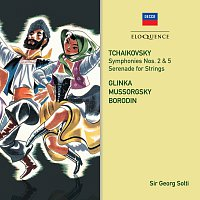 Sir Georg Solti, Israel Philharmonic Orchestra, Berliner Philharmoniker – Tchaikovsky: Symphonies 2 & 5 / Russian Orchestral Works