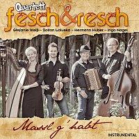 Quartett fesch & resch – Massl g'habt - Instrumental