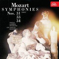 Charles Mackerras – Mozart: Symfonie č. 31, 33, 34