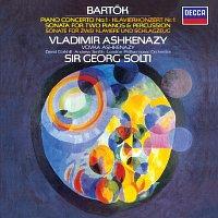 Vladimír Ashkenazy, Vovka Ashkenazy, London Philharmonic Orchestra – Bartók: Piano Concerto No.1; Sonata for 2 Pianos & Percussion