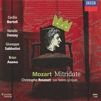 Přední strana obalu CD Mozart: Mitridate, Re di Ponte