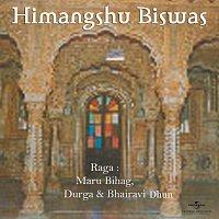 Přední strana obalu CD Raga : Maru Bihag, Durga & Bhairavi Dhun
