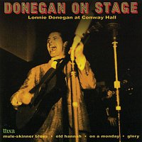 Lonnie Donegan & His Skiffle Group – Donegan On Stage (Lonnie Donegan At Conway Hall)
