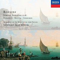 Academy of St. Martin in the Fields, Sir Neville Marriner – Rossini: 6 String Sonatas/Donizetti/Cherubini/Bellini