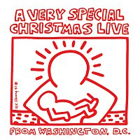 Přední strana obalu CD A Very Special Christmas Live From Washington D.C.
