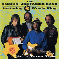 The Smokin' Joe Kubek Band, Bnois King – Steppin' Out Texas Style