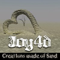 Joy4D – Creations Made of Sand
