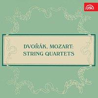 Smetanovo kvarteto – Dvořák, Mozart: Smyčcové kvartety As dur a C dur