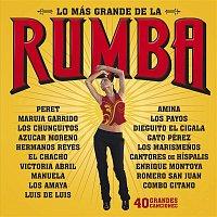 Amina – Lo Más Grande De La Rumba