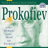 Jean Pierre Rampal – Prokofjev: Flute & Violin & Cello Sonatas
