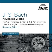 Kenneth Gilbert – Bach, J.S.: Keyboard Works; The Well-Tempered Clavier; 2- & 3- Part Inventions; The Art Of Fugue; Chromatic Fantasy & Fugue [Collectors Edition]