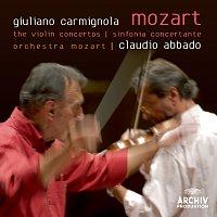 Giuliano Carmignola, Danusha Waskiewicz, Orchestra Mozart, Claudio Abbado – Mozart: The Violin Concertos; Sinfonia Concertante
