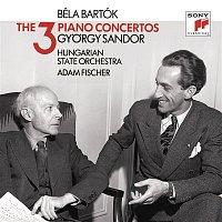 Gyorgy Sandor – Bartók: The 3 Piano Concertos