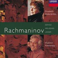 Elisabeth Soderstrom, Vladimír Ashkenazy – Rachmaninov: The Songs