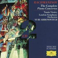 Přední strana obalu CD Rachmaninov: Complete Piano Concertos
