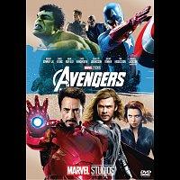 Různí interpreti – Avengers - Edice Marvel 10 let DVD