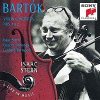 Leonard Bernstein, New York Philharmonic, Isaac Stern – Bartók: Violin Concertos Nos. 1 & 2