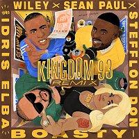 Wiley, Stefflon Don & Sean Paul – Boasty (feat. Idris Elba) [Kingdom 93 Remix]