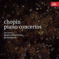 Jan Simon, Pražská komorní filharmonie, Jiří Bělohlávek – Chopin: Klavírní koncerty
