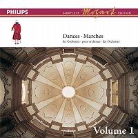 Wiener Mozart Ensemble, Willi Boskovsky – Mozart: The Dances & Marches, Vol.1 [Complete Mozart Edition]