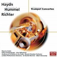 Hakan Hardenberger, John Wilbraham, Maurice André – Haydn/Hummel/Richter: Virtuoso Trumpet Concertos