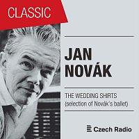 Přední strana obalu CD Jan Novák: The Wedding Shirts
