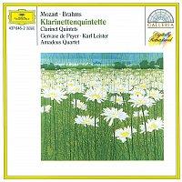 Gervase de Peyer, Karl Leister, Amadeus Quartet – Mozart: Clarinet Quintet K.581 / Brahms: Clarinet Quintet In B Minor, Op. 115