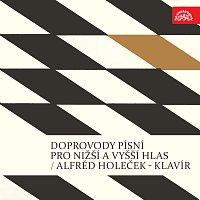 Alfréd Holeček – Doprovody písní pro nižší a vyšší hlas