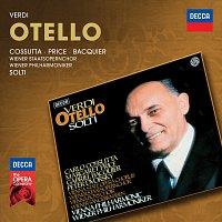 Přední strana obalu CD Verdi: Otello